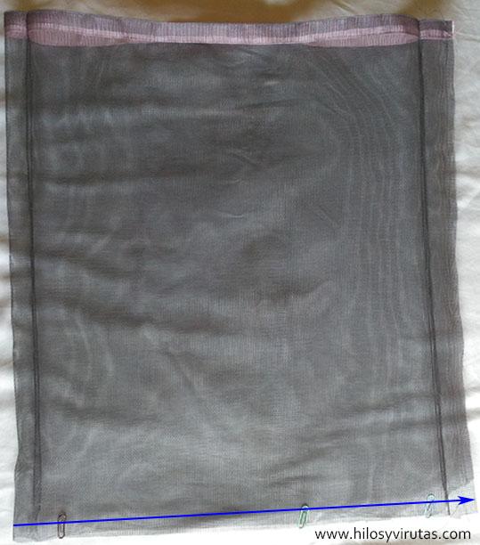 coser bajo