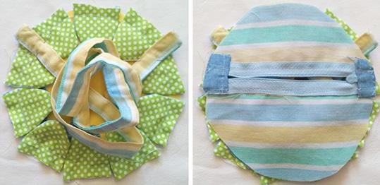 coser asa y trasera
