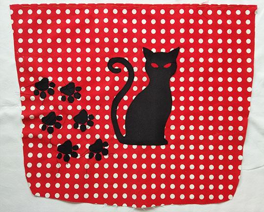 coser aplicaciones gato