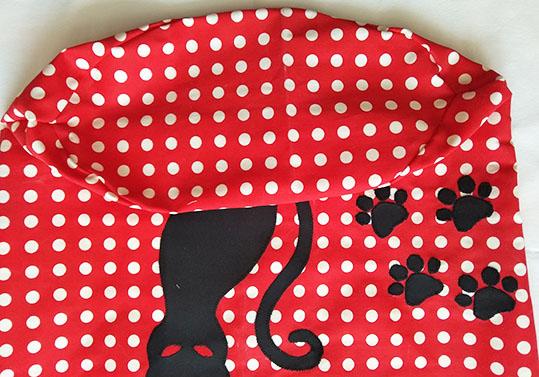 coser las 3 piezas