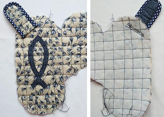 coser cierre a la funda