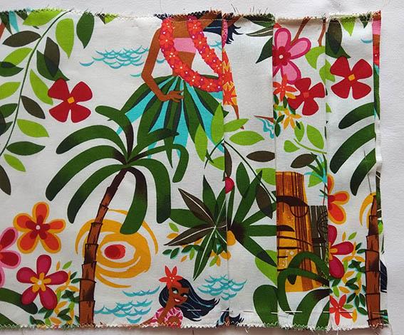 montaje de tablas de falda