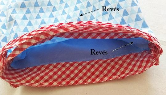 coser forro bolsa